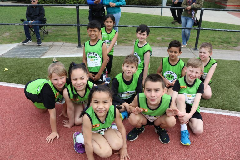 Metro Team - Metro Little Athletics Epping