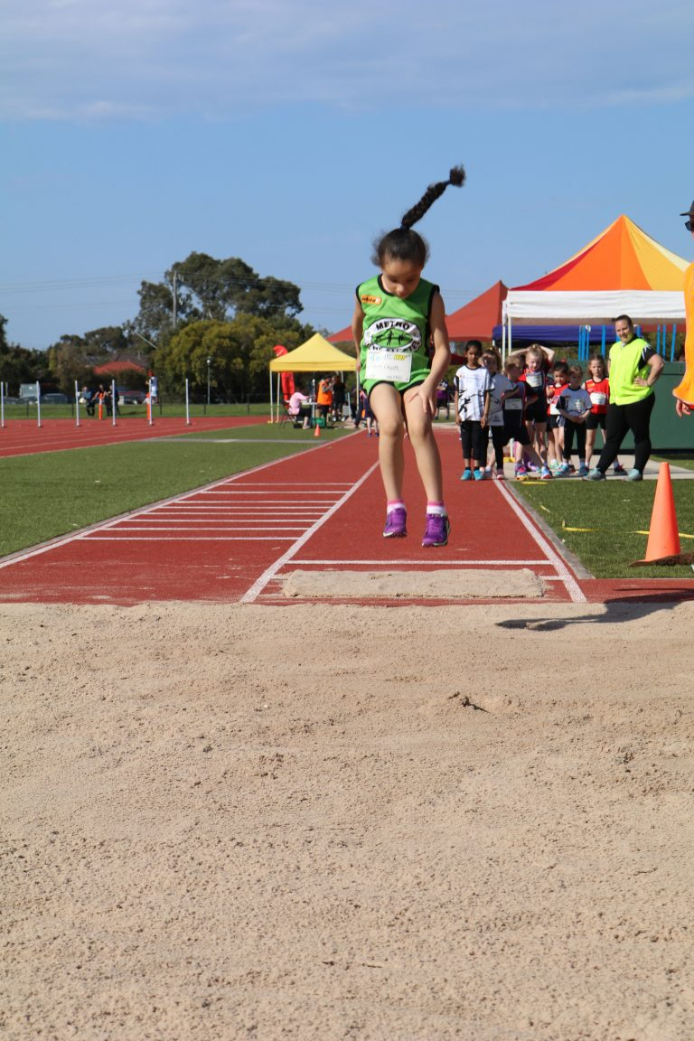Metro Epping Little Athletics Long Jump