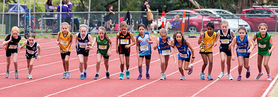 Metro Epping Little Athletic Track and Field